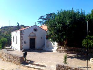 Церковь Агия Пелагия