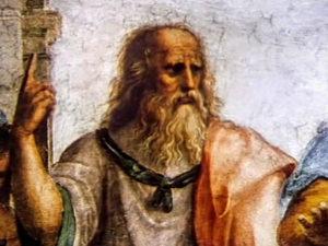 Платон (фрагмент картины Рафаэля)
