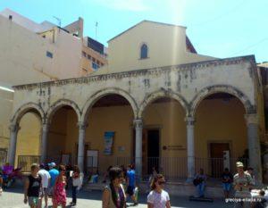 Собор святого Марка, фасад