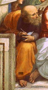 Анаксимандр - ученик Фалеса