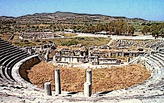 Милет - город Древней Греции