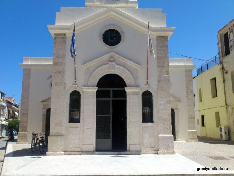 Церковь Госпожа Ангелов в Ретимно