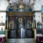 Царские врата храма Св. Варвары