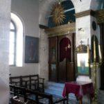 Правый придел храма Св. Варвары
