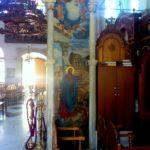 Мраморные колонны Храма Святого апостола Тита