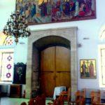 Левый предел Храма Святого апостола Тита