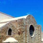 Верхняя часть храма. Церковь Святых Апостолов Петра и Павла