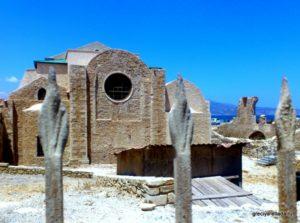 Ограда. Церковь Святых Апостолов Петра и Павла