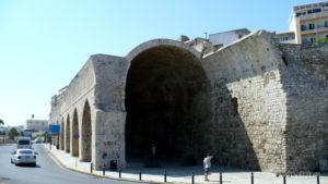 Венецианский арсенал крепости Кулес