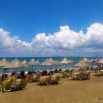 Пляжи Амудары справа