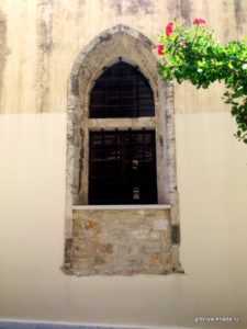 Окно Церкви Святой Екатерины
