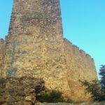 Башня крепости Платамонас
