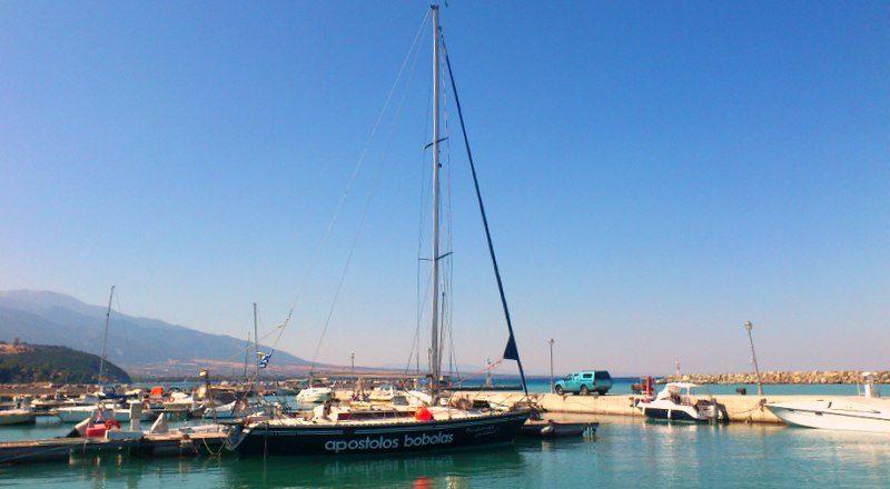 Прогулочные яхты, Платамонас