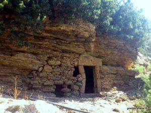 Монастырские пещеры