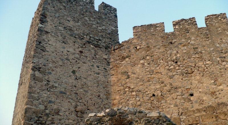 Башня крепости миниатюра