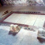 Фрагмент пола. Церковь Святых Апостолов Петра и Павла