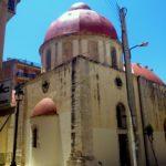 Вид сзади. Церковь Святой Екатерины