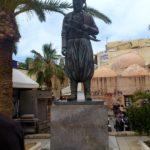 Памятник в Ретимно