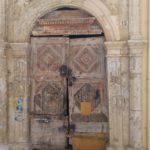 Древняя дверь в Ханье