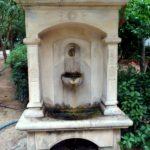 Кран с водой для прохожих