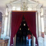 Вход в храм. Кафедральный собор Святого Мины