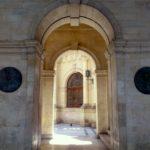 Венецианская Лоджия, арки внутри здания
