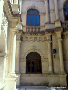 Венецианская Лоджия, атриум