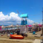 Спасательная будка на пляже