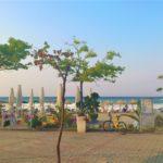 Платамонас, набережная и пляж