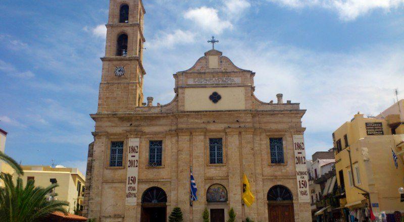 Кафедральный собор Введения Пресвятой Богородицы в Ханье