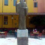 Памятник Патриарху вселенскому Афинагору