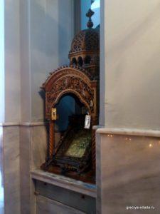 Чудотворная икона Введения во Храм Пресвятой Богородицы