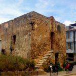 Старая венецианская постройка