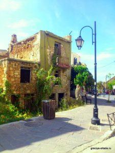 Ханья, старый город