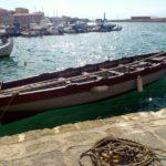 Лодка у причала