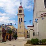 Колокольня Кафедрального собора в Ретимно