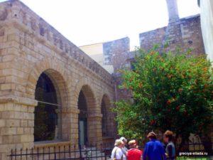 Венецианская лоджия в Ретимно