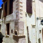Угол старого дома