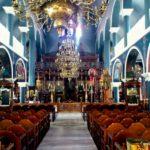 Вид Кафедрального собора внутри