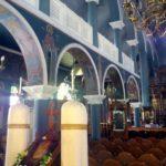 Левый придел Кафедрального собора
