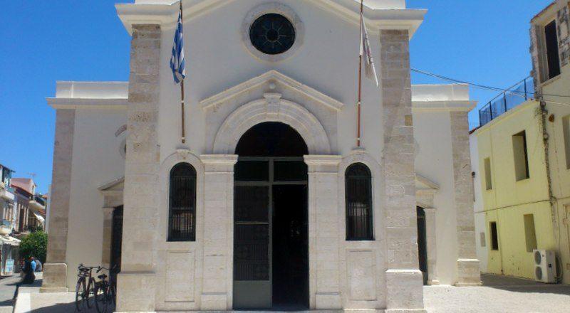 Церковь Госпожа Ангелов