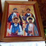 Икона Четырех мучеников за веру
