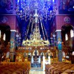 Царские врата храма Четырех Мучеников