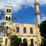 Фасад церкви Святого Николая в Хании