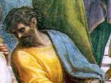 Парменид - основатель элейской школы