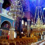 Внутреннее убранство церкви Четырех мучеников
