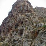 Один из бастионов крепости Фортецца на скале