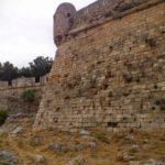 Вид бастиона крепости Фортецца