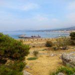 Вид на море со стороны крепости Фортецца