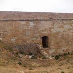 Помещение у одного из бастионов крепости